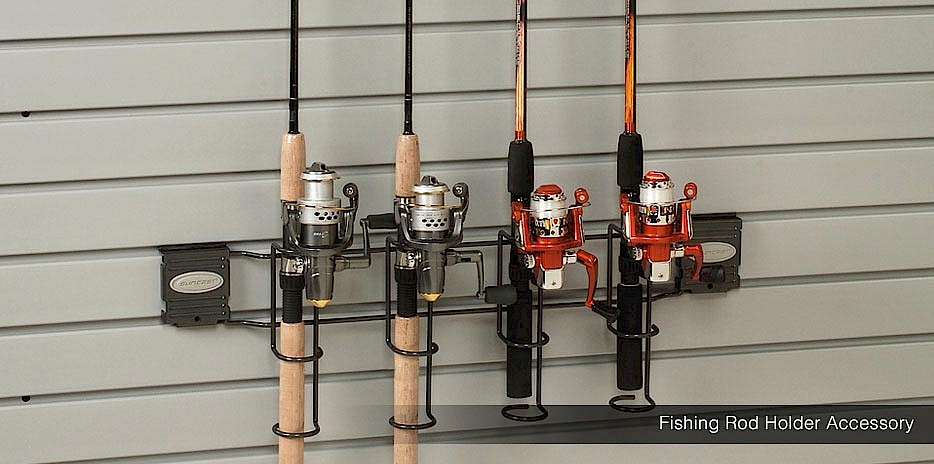 Fishing Rod Holder Accessory